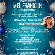 Dec. 12 Holiday and Birthday Party with Cynthia Bailey & Mel Franklin
